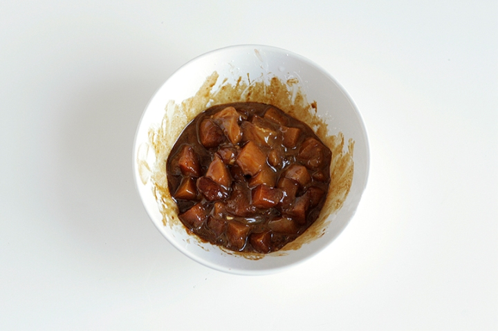 three-pepper-chicken-mixed-meat