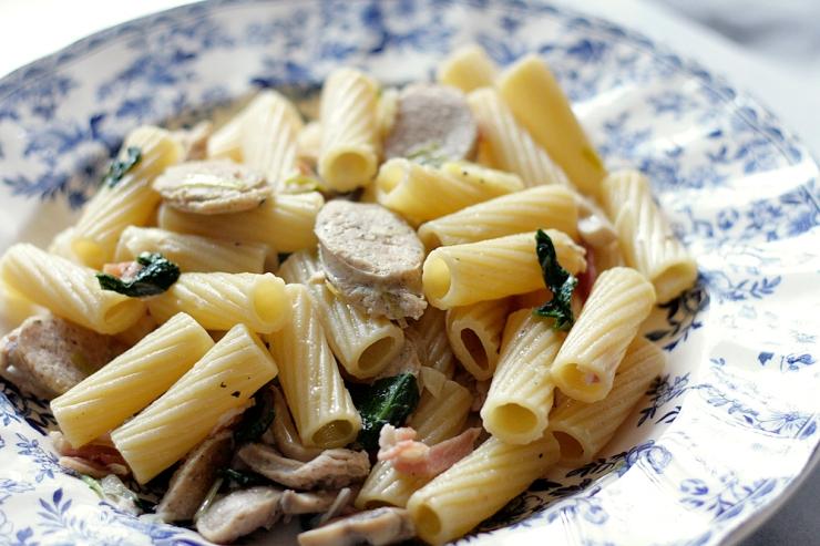 Leek-mushroom-pasta-2