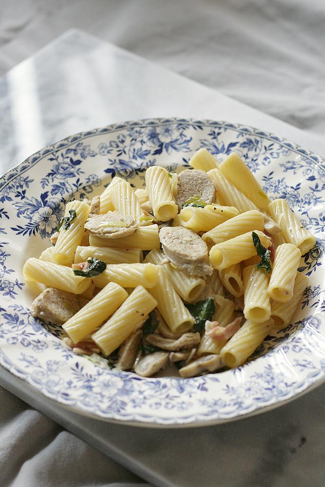 Leek-mushroom-pasta-3