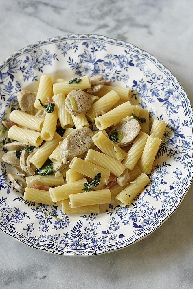 Leek-mushroom-pasta-4