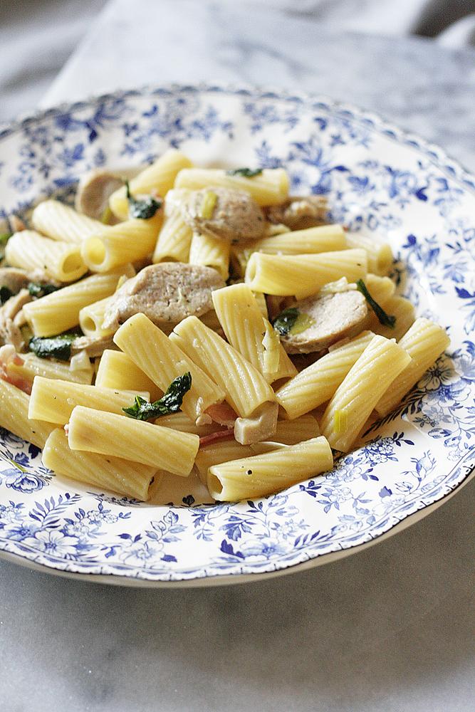 Leek-mushroom-pasta-5