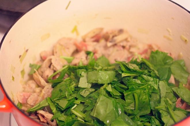 spinach-pasta
